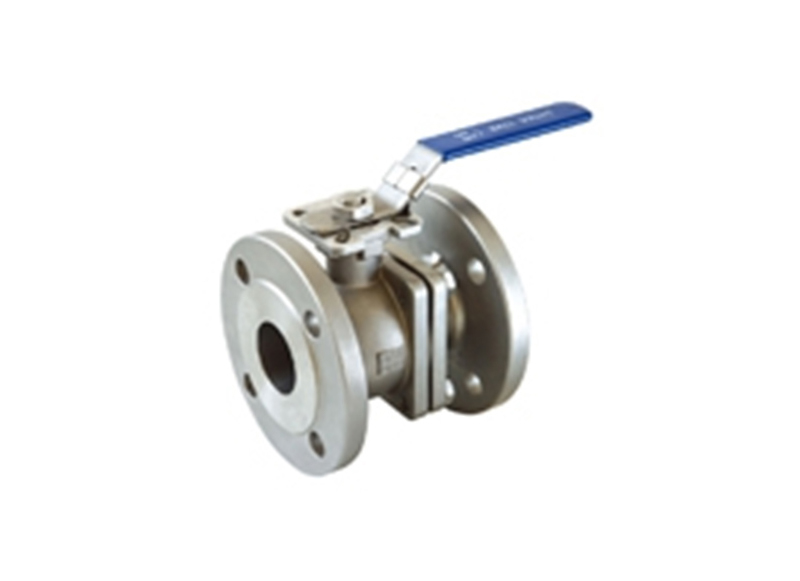 Flanged-End Ball Valve